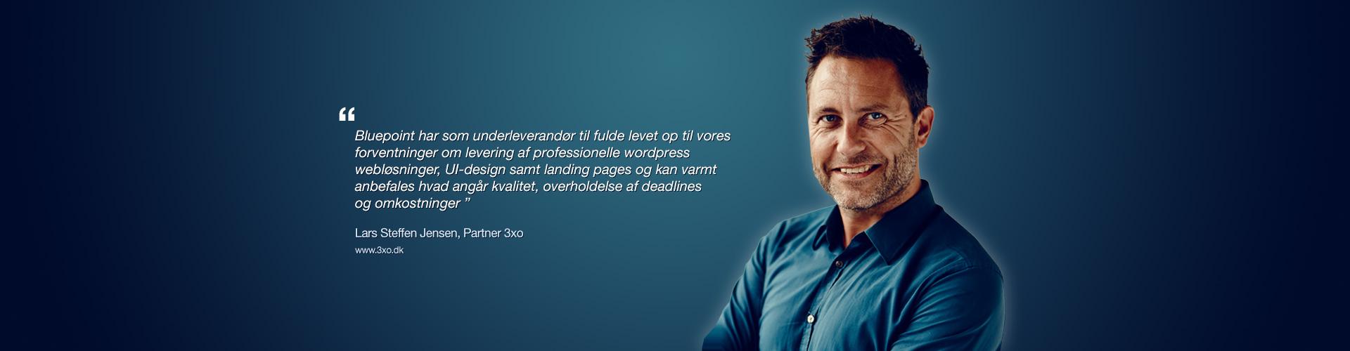 Online markedsføring og webudvikling for 3xo