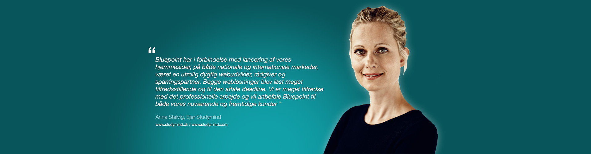 Webdesign og grafisk design for Studymind.dk