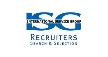 ISG Recruiters logo