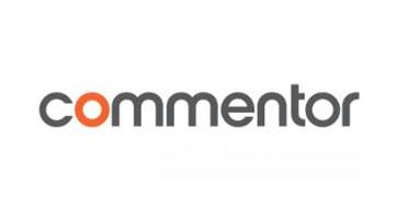 Commentor logo